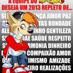 Feliz 2013 e Boas Férias!