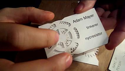 Os Cartões de Visita Mais Criativos Que Você Vai Ver Hoje!