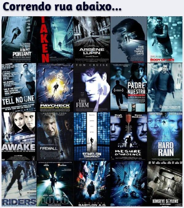 Top 12: Maiores Clichês em Cartazes de Filmes 02