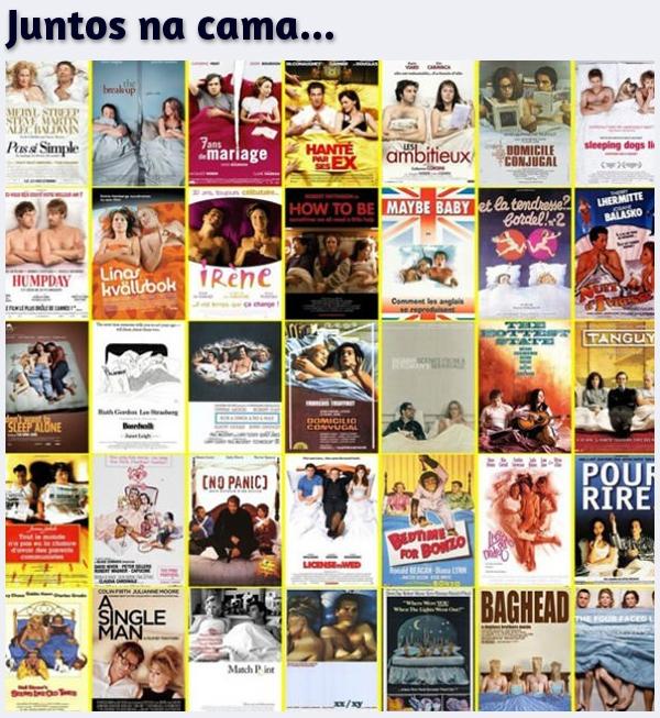 Top 12: Maiores Clichês em Cartazes de Filmes 09