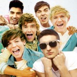 Integrantes do One Direction e The Wanted Brigam