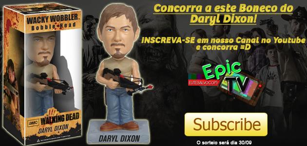 Promoção The Walking Dead