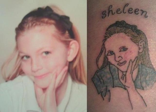 As Piores Tatuagens Que Você Verá Hoje!