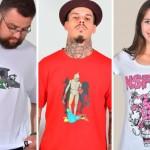 NSFW! As Camisetas mais Nerds da Internet