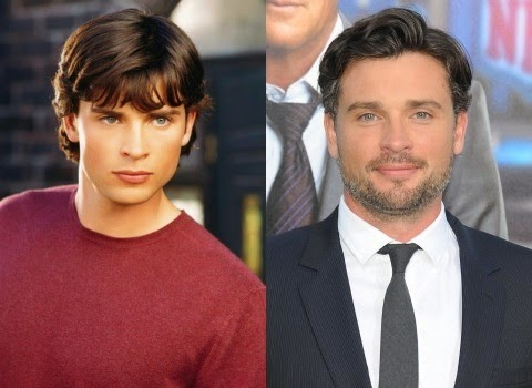 Você não vai acreditar como Tom Welling (da série Smallville) está hoje