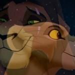 A fusão do rei leão