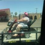 E no Arizona as coisas são assim