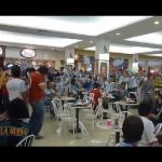 Invasão Argentina toma Shopping de Porto Alegre