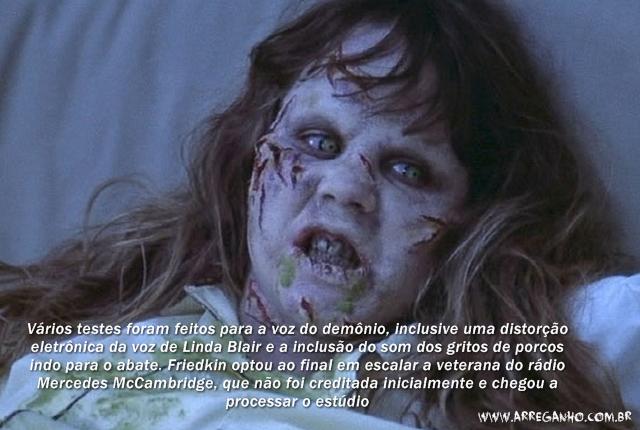 10 Curiosidades sobre o filme O Exorcista que provavelmente você não sabia!