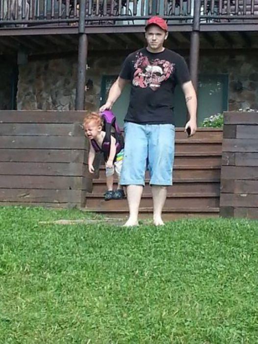 10 Motivos para não deixar os filhos com os pais!