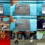 Batalha musical em um Nintendo DS