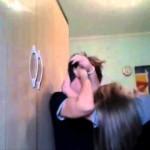 Pegou a Maquiagem da Irmã e Se Deu Mal