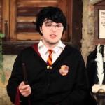 Vlog do Harry Potter