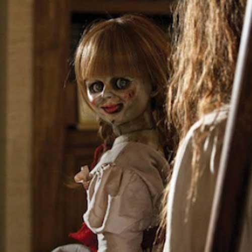 Anabelle, a boneca dos seus pesadelos