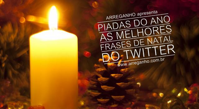 Piadas do ano: As melhores frases de Natal do twitter!