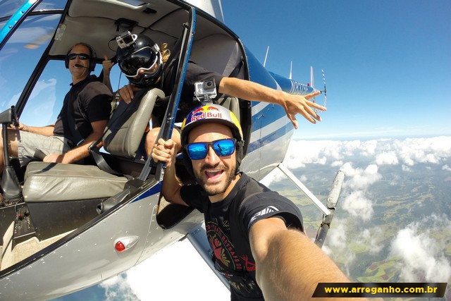 As 8 selfies mais extremas do mundo!