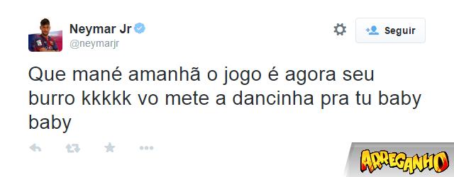 9 Tweets que provam que o Neymar era muito mais legal antes da fama