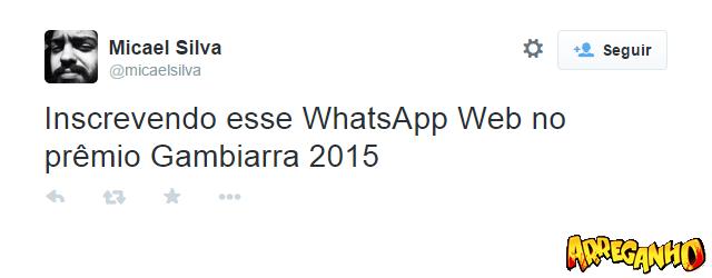 9 Melhores comentários sobre o Whatsapp Web