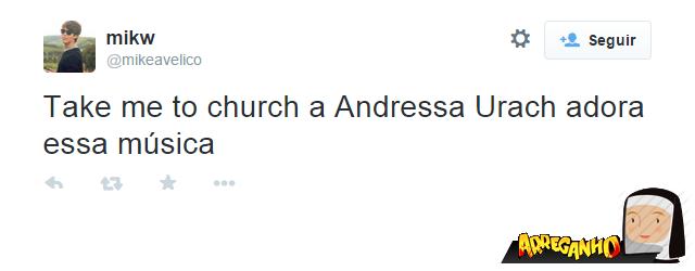 Os 9 melhores comentários sobre a conversão da Irmã Urach
