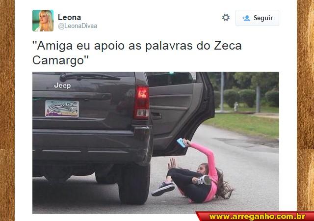 Os 10 melhores comentários sobre a nova polêmica do Zeca Camargo