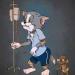 E se os personagens de desenhos animados envelhecessem?
