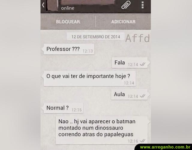 Melhor professor