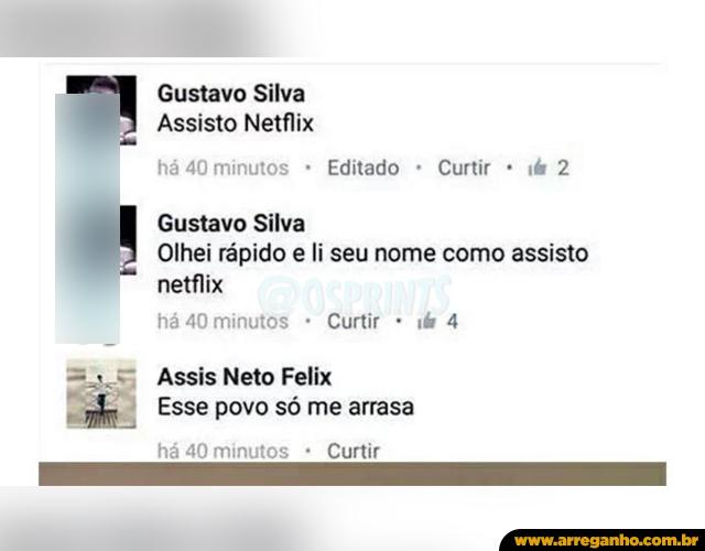 O NOME DO CARA