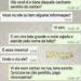 Só mais um desocupado usando o WhatsApp para fazer gracinha
