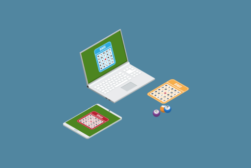 O jogo de bingo no Brasil