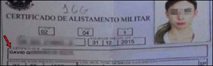 O dia em que o alistamento militar se tornou uma verdadeira atração