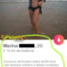 Marina sabe como viver um amor puro e verdadeiro sem qualquer tipo de esforço